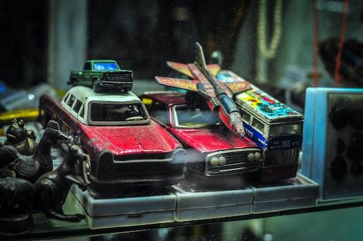 Free stock photo of toys, retro