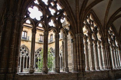 Gratis arkivbilde med katedral, kloster, oviedo