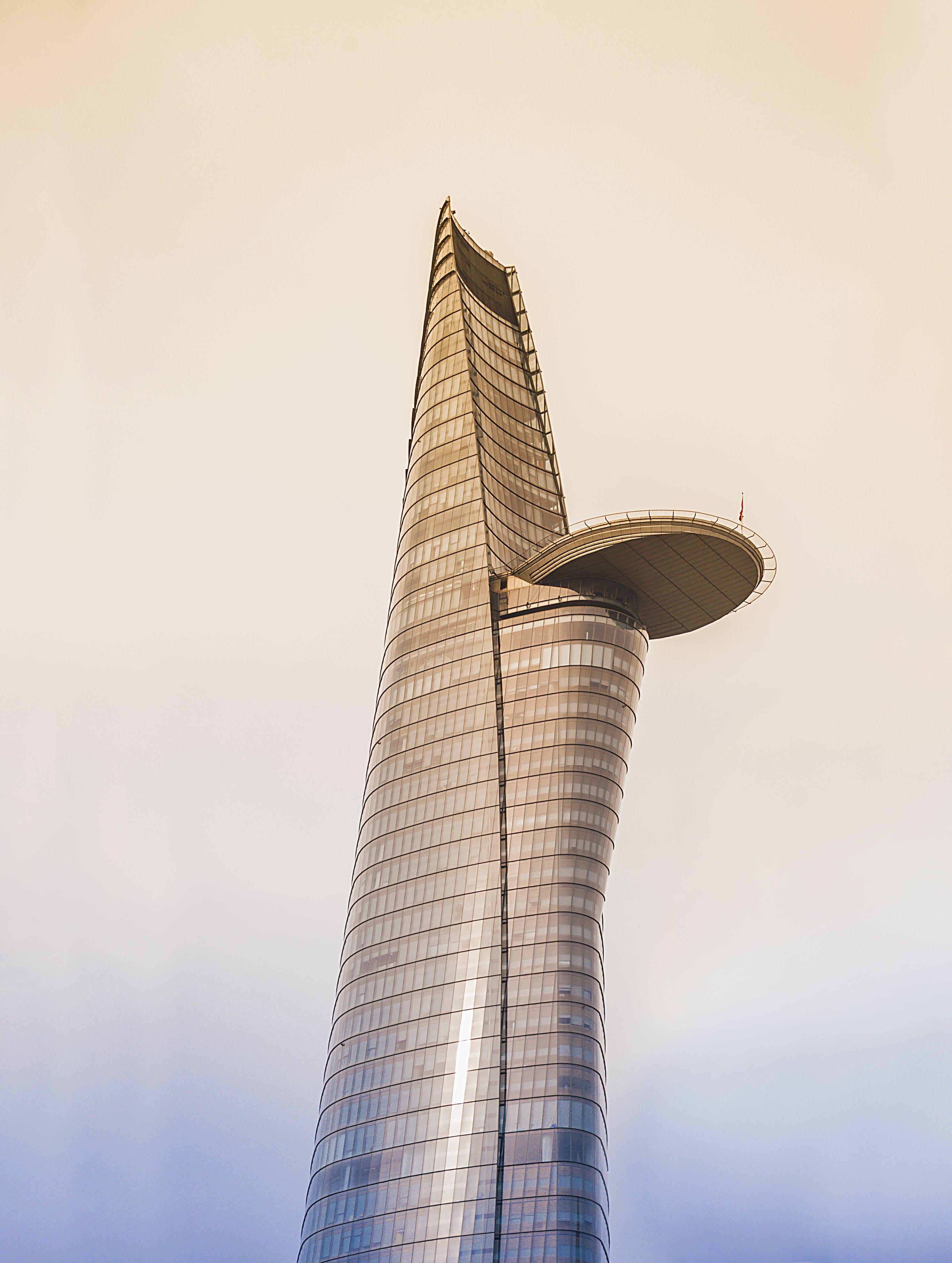 シティ, ダウンタウン, 建築, 未来的の無料の写真素材