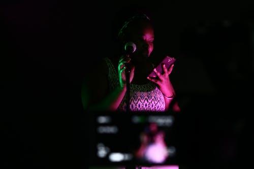 暗室, 非洲妇女 的 免费素材照片