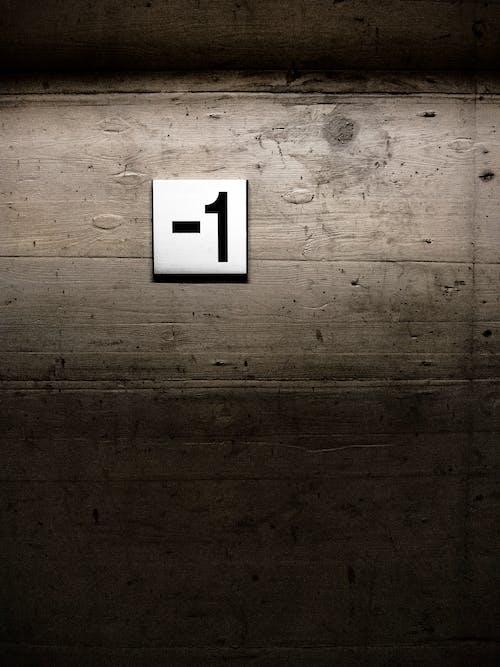 Darmowe zdjęcie z galerii z drewno, liczba, miejski, mur