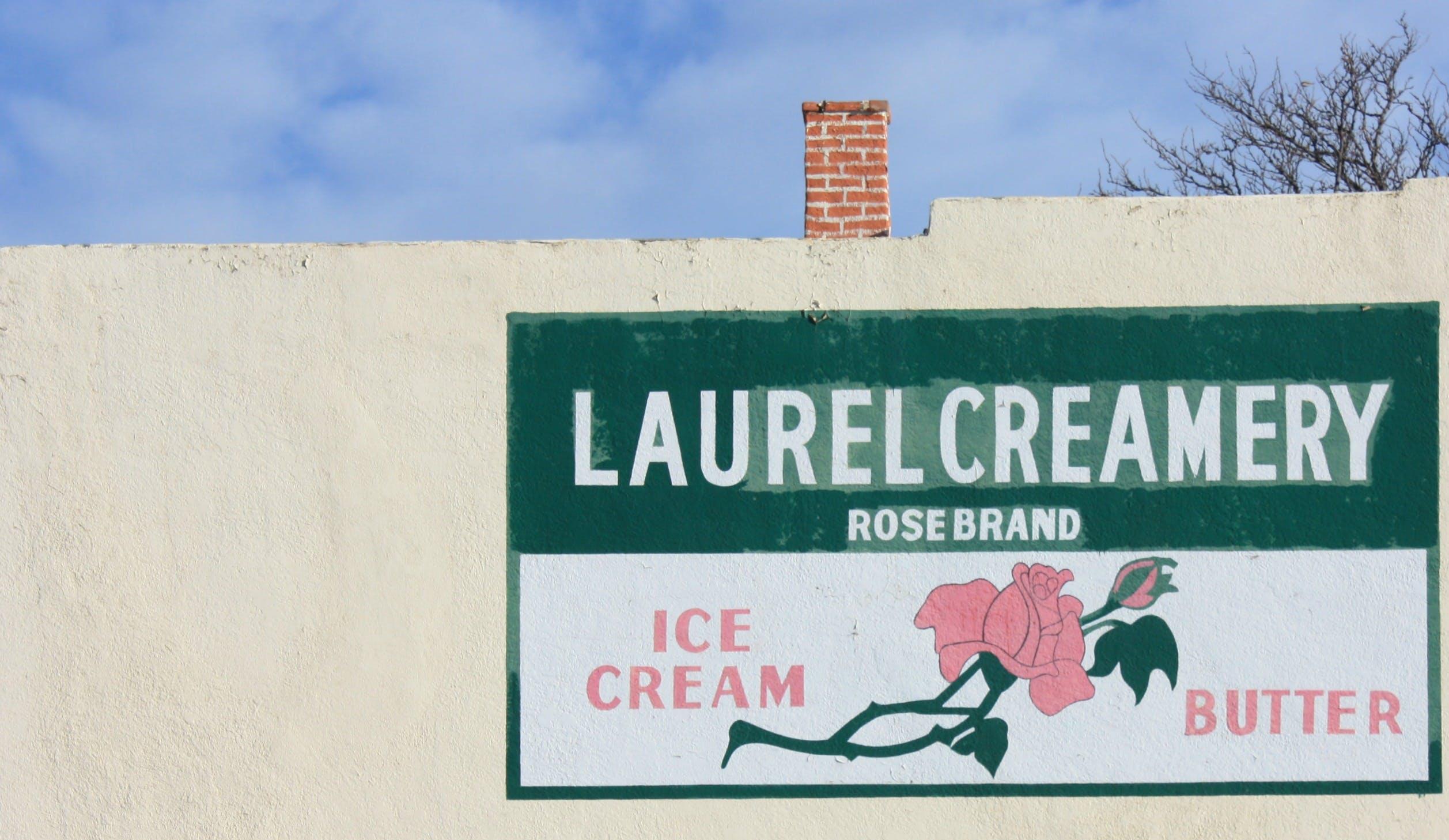 Free stock photo of building, butter, creamery, ice cream