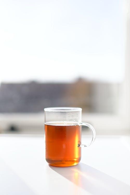 Çay, en az, Fincan, içki içeren Ücretsiz stok fotoğraf