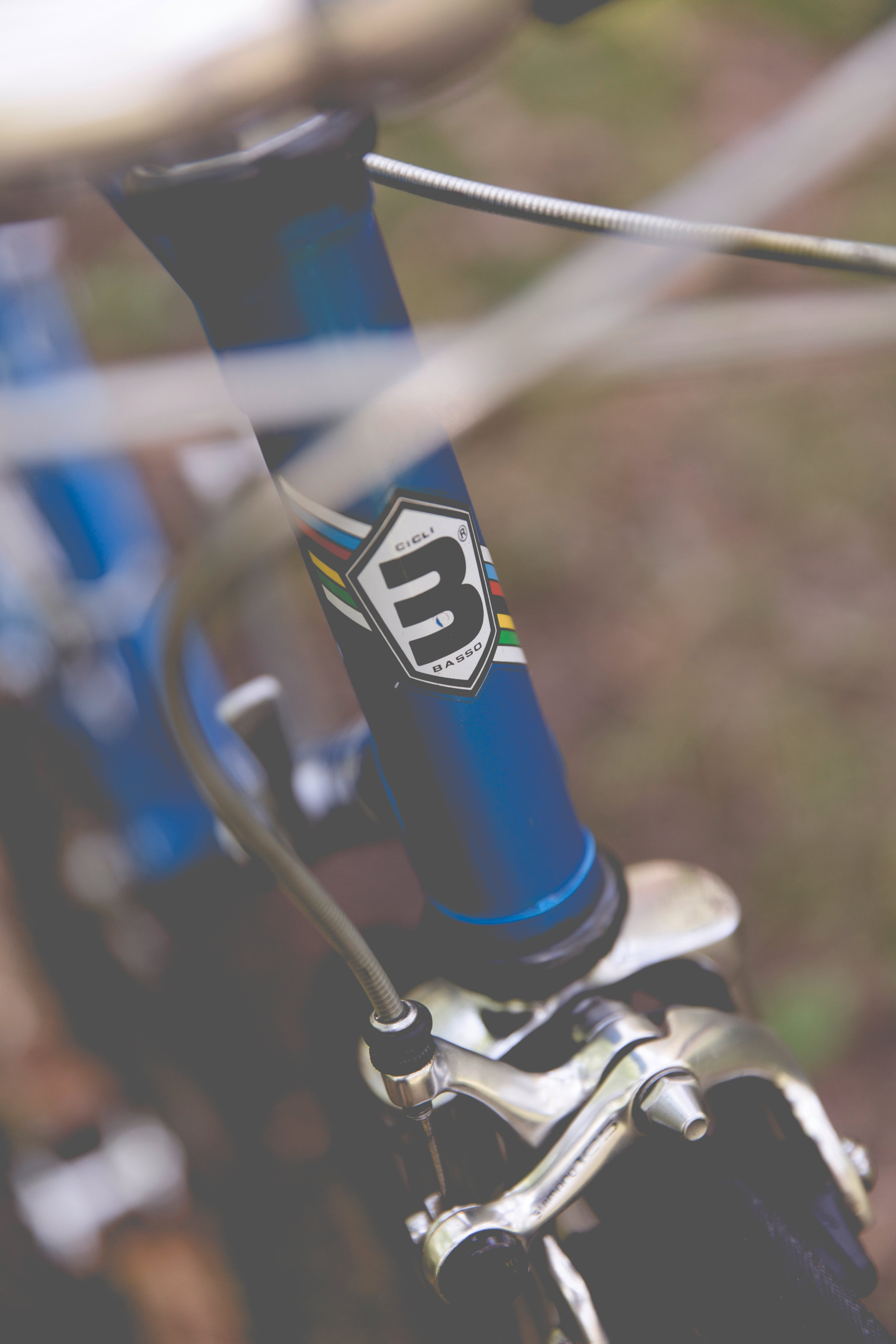 Blue Bicycle Part