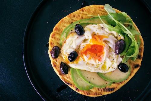Darmowe zdjęcie z galerii z awokado, fotografia, jajko, jedzenie