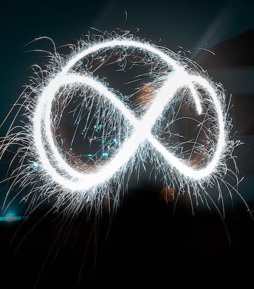 คลังภาพถ่ายฟรี ของ การเปิดรับแสงนาน, คม, งานเทศกาล, ชีวิตกลางคืน