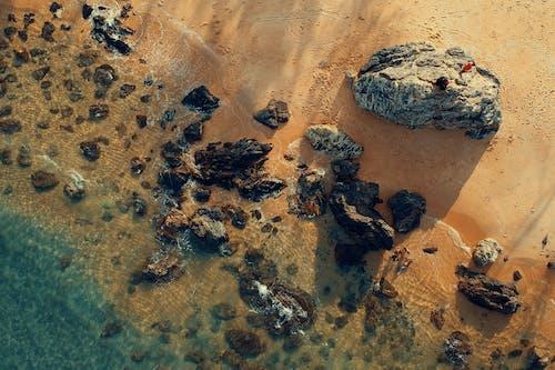 人, 地質學, 岩石, 招手 的 免費圖庫相片