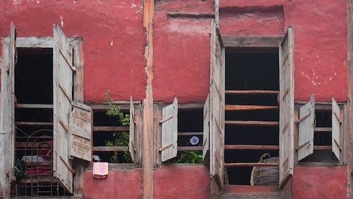 Ilmainen kuvapankkikuva tunnisteilla vanha rakennus, väri