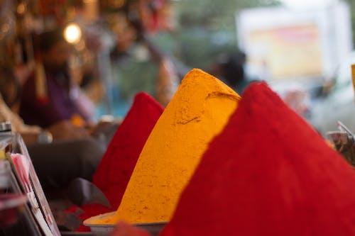 Ilmainen kuvapankkikuva tunnisteilla holi-jauhe, väri