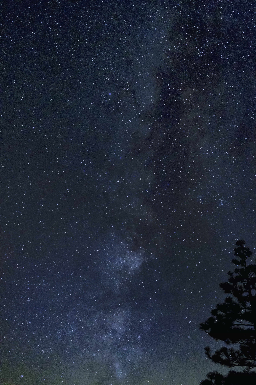 Gratis lagerfoto af astrofotografering, astronomi, galakse, konstellationer