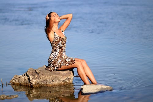 Бесплатное стоковое фото с вода, девочка, женщина, красавица