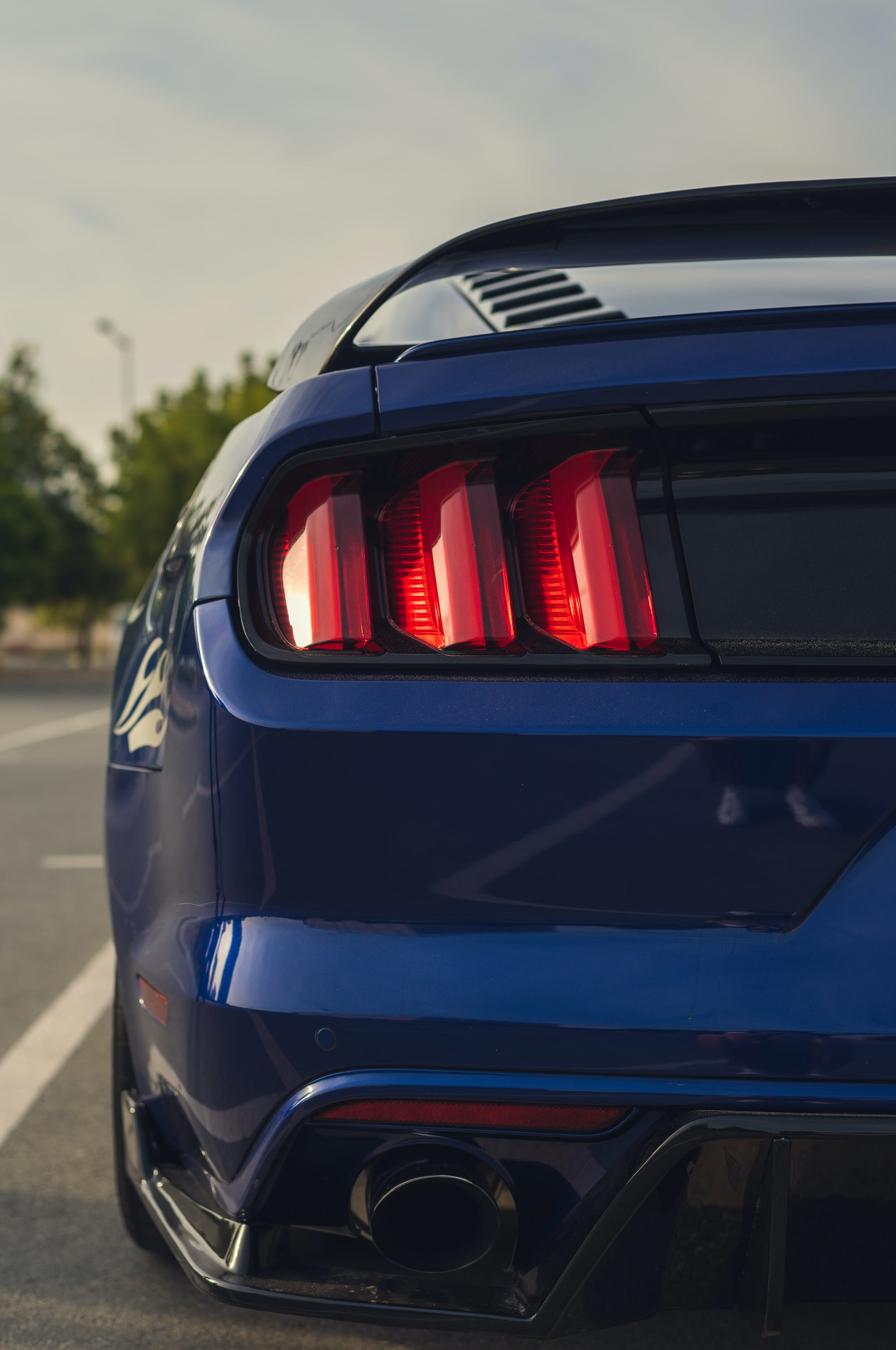 Free stock photo of colours, ford mustang, muscle car, photography