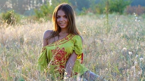 Základová fotografie zdarma na téma holka, hřiště, krásný, model