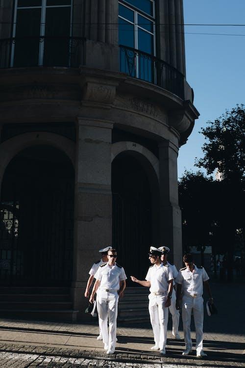 คลังภาพถ่ายฟรี ของ กองทัพเรือ, กองเรือในสัปดาห์, รวมกลุ่ม, เครื่องแบบทหารเรือ