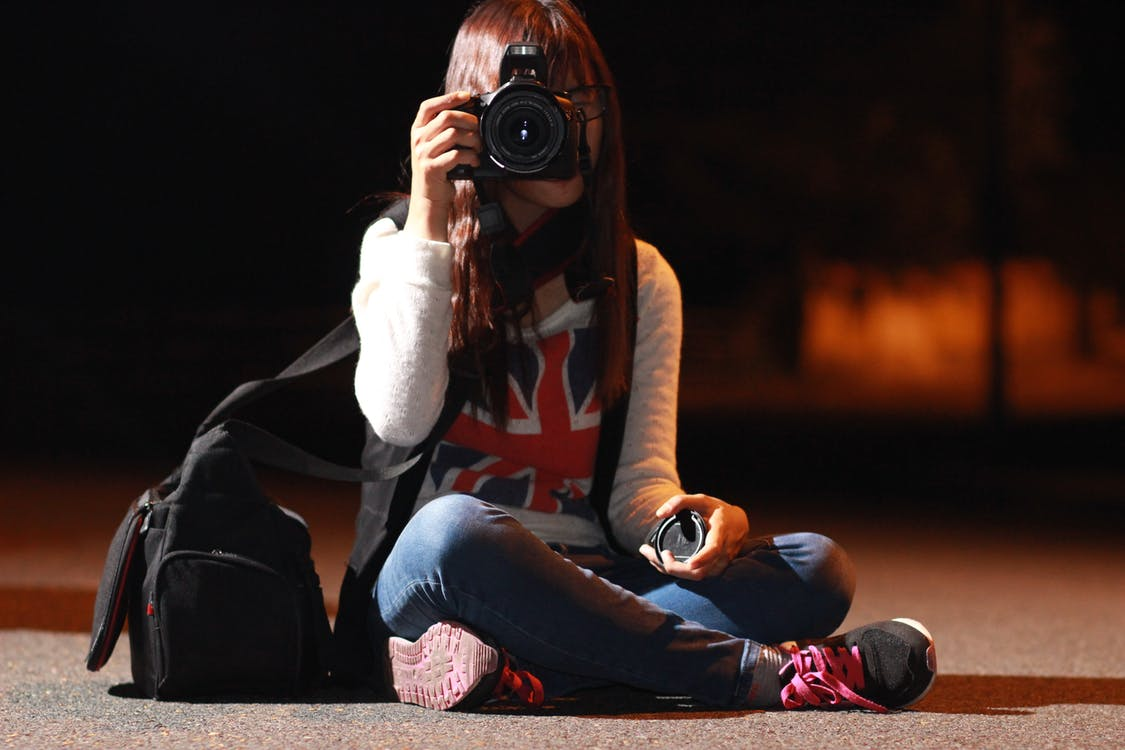 aparat de fotografiat, aparat foto, DSLR