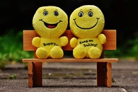 wood, yellow, cute