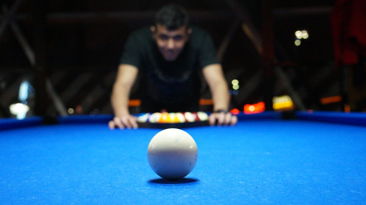 billard, person, pool billard