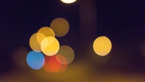 Imagine de stoc gratuită din blur, lumini