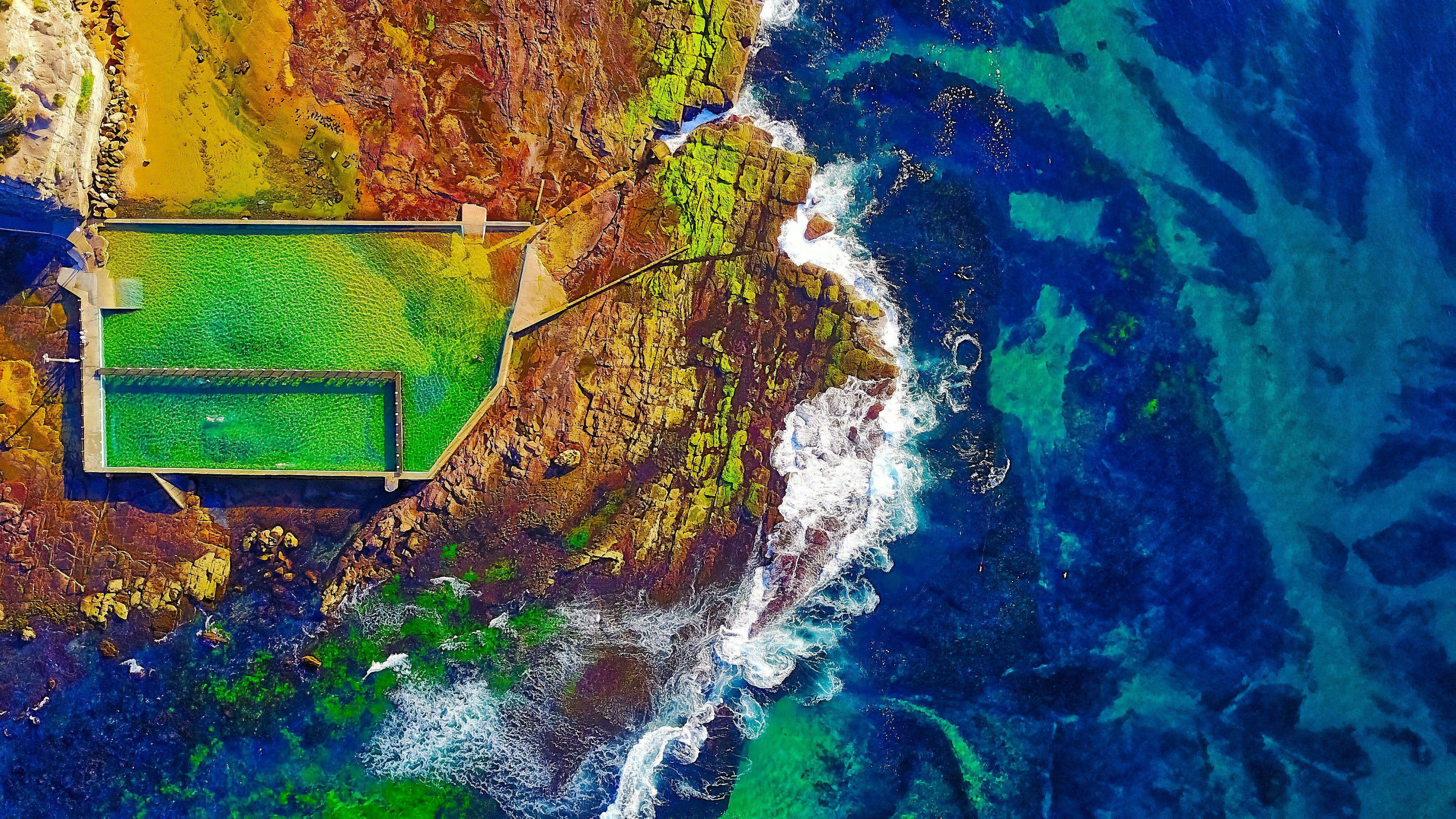 Gratis arkivbilde med bølger, dagslys, farger, fargerik