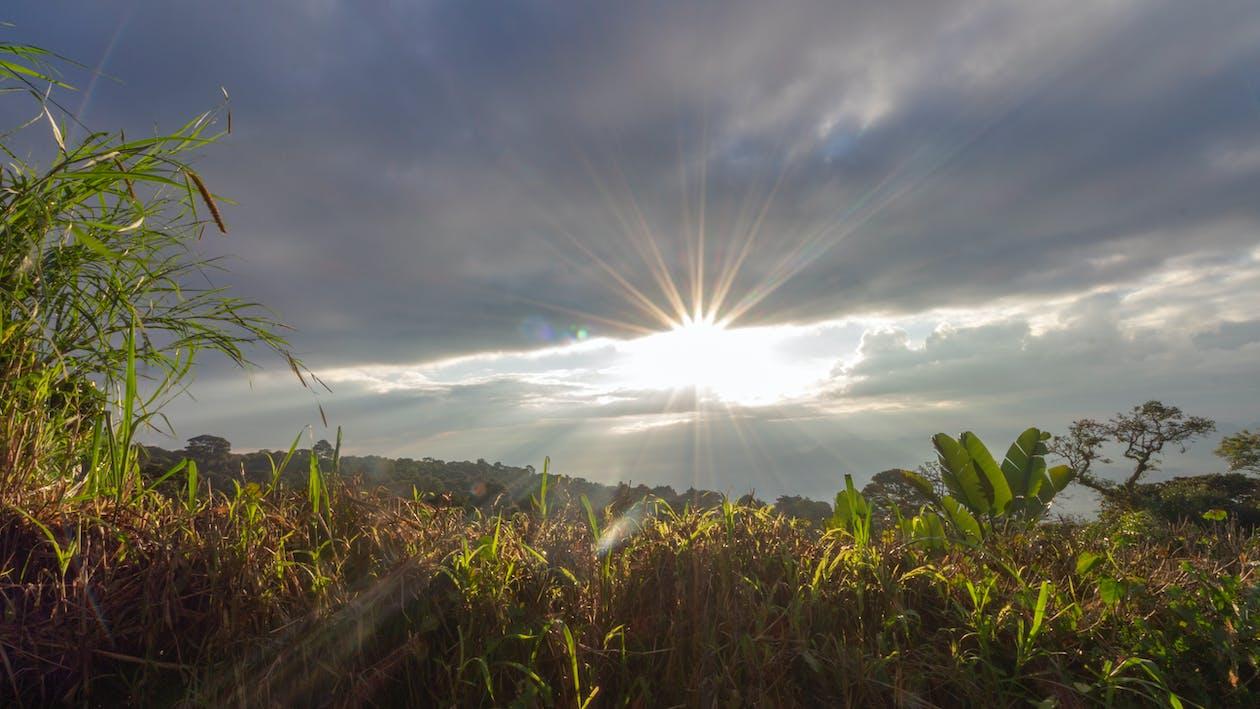 Himmel Licht