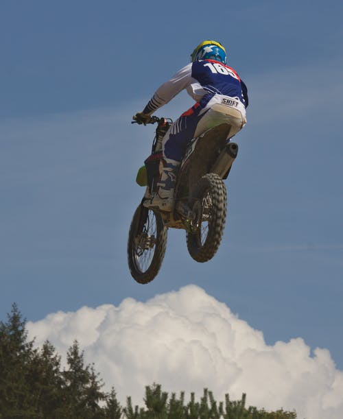 คลังภาพถ่ายฟรี ของ sverepec, กีฬา, ความเร็ว, มอเตอร์ครอส