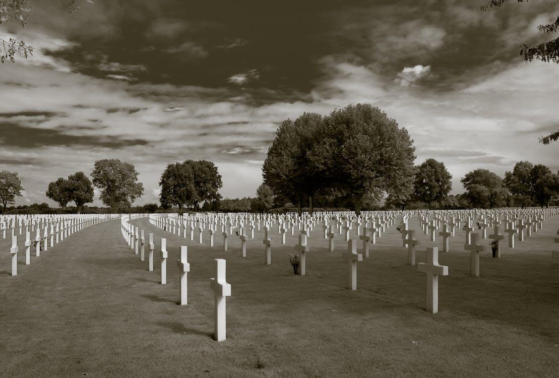 margraten, война, кладбище