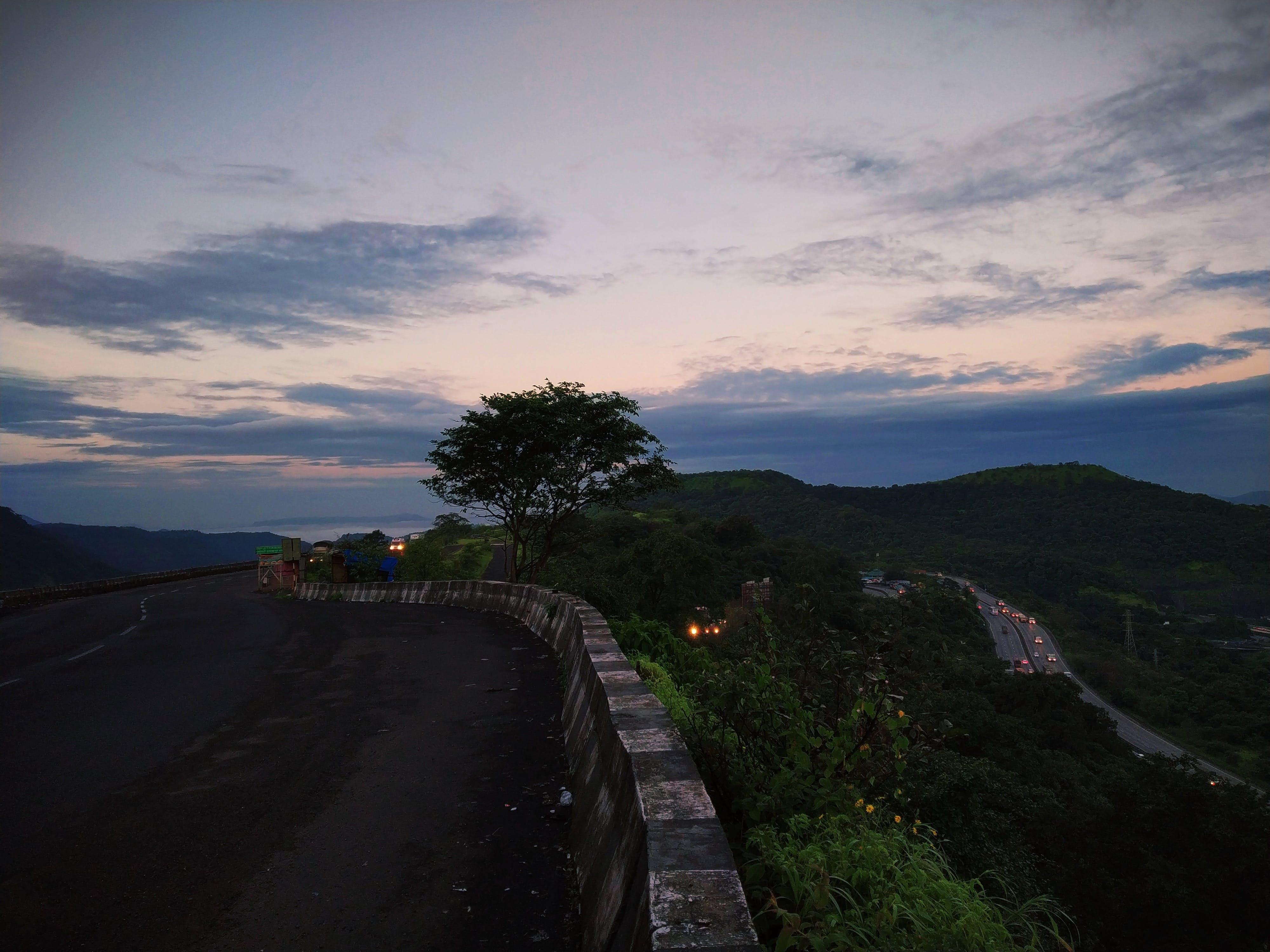 Δωρεάν στοκ φωτογραφιών με dji, osmo mobile 2, απόγευμα, βραδινός ουρανός