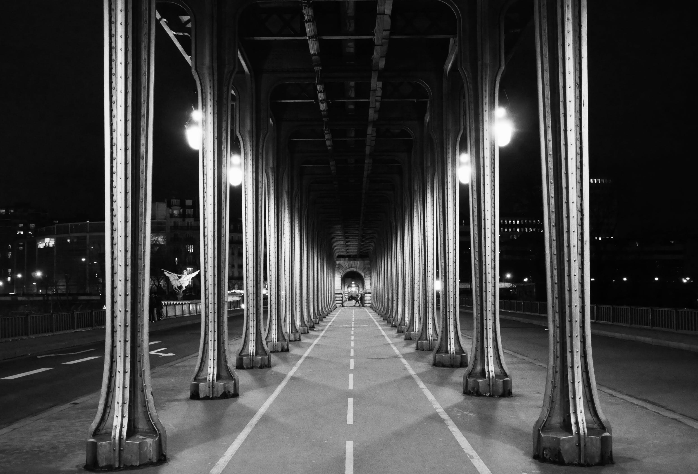 Free stock photo of Bir-Hakeim, bridge, france, inception