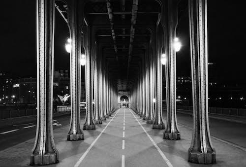 Immagine gratuita di bir-hakeim, francia, inizio, luci stradali