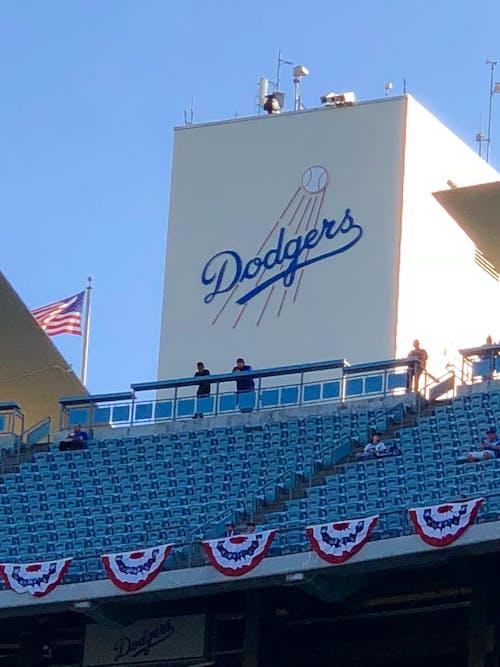 Free stock photo of dodger stadium, dodgers, la