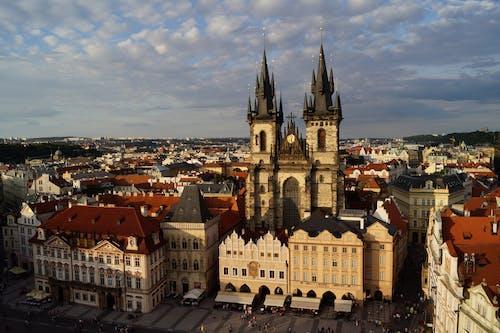 Fotobanka sbezplatnými fotkami na tému architektúra, budova, budovy, Česká republika