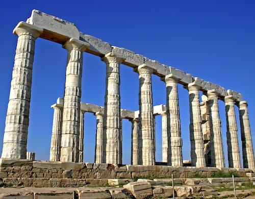 Fotos de stock gratuitas de arquitectura, columnas, piedras, pilares