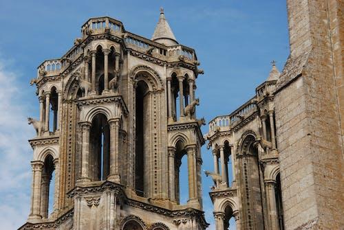 laon大教堂, 哥德式, 塔, 大教堂 的 免費圖庫相片