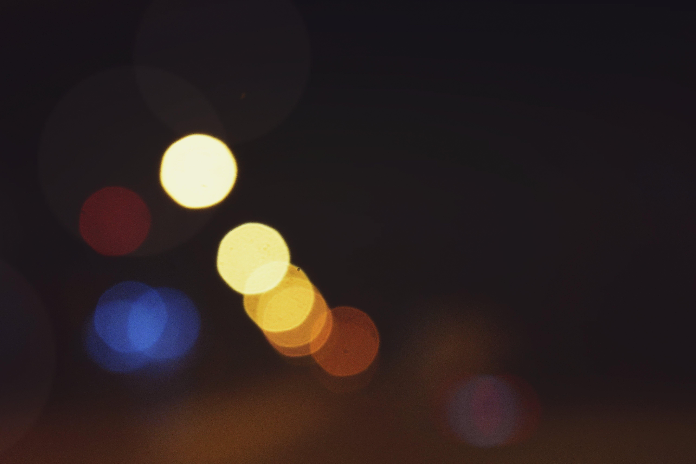 Δωρεάν στοκ φωτογραφιών με αποπροσανατολισμένος, θαμπός, θολός, φώτα