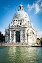 landmark, water, building