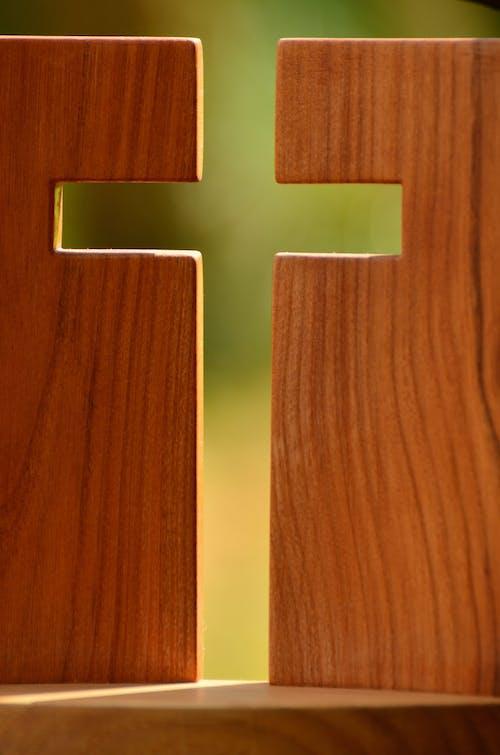 十字架, 原本, 木工, 木製十字架 的 免費圖庫相片