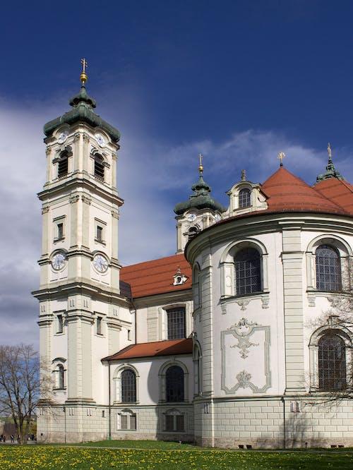 Základová fotografie zdarma na téma architektura, budova, církev, Německo