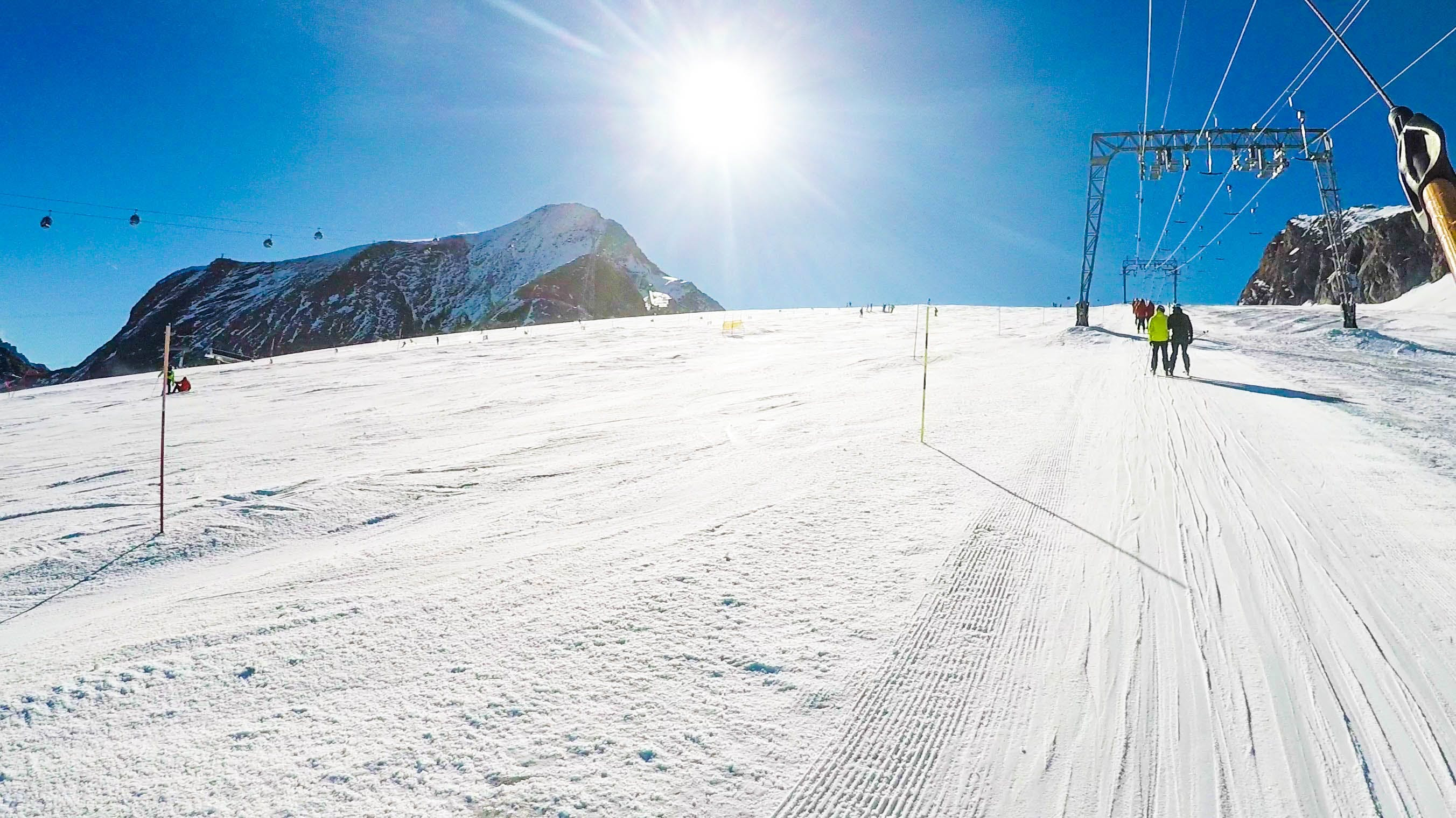 Free stock photo of beautiful, gopro, snow, snowboard
