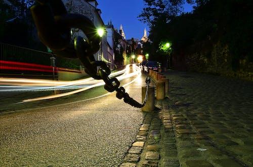 Fotobanka sbezplatnými fotkami na tému cesta, chodník, dlhá expozícia, ľahký