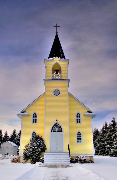 Gratis lagerfoto af arkitektur, bygning, Kapel, kirke