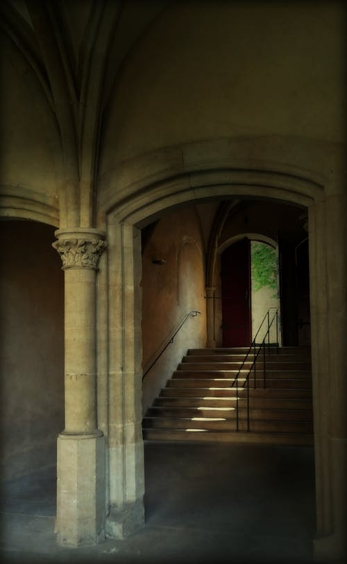 Photos gratuites de antiquité, arcades, architecture, balustrade