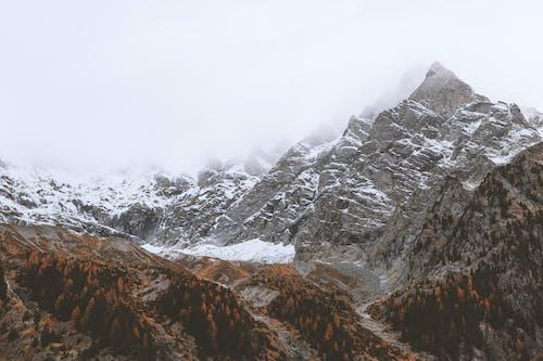 Foto stok gratis alam, dingin, Es, gunung