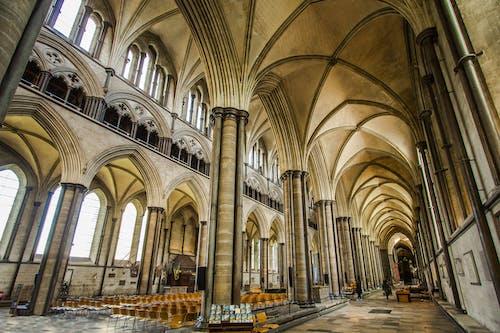 修道院, 僧院, 哥德式, 城市 的 免費圖庫相片