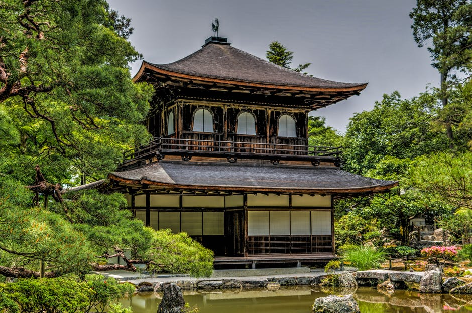 White Black Pagoda Temple