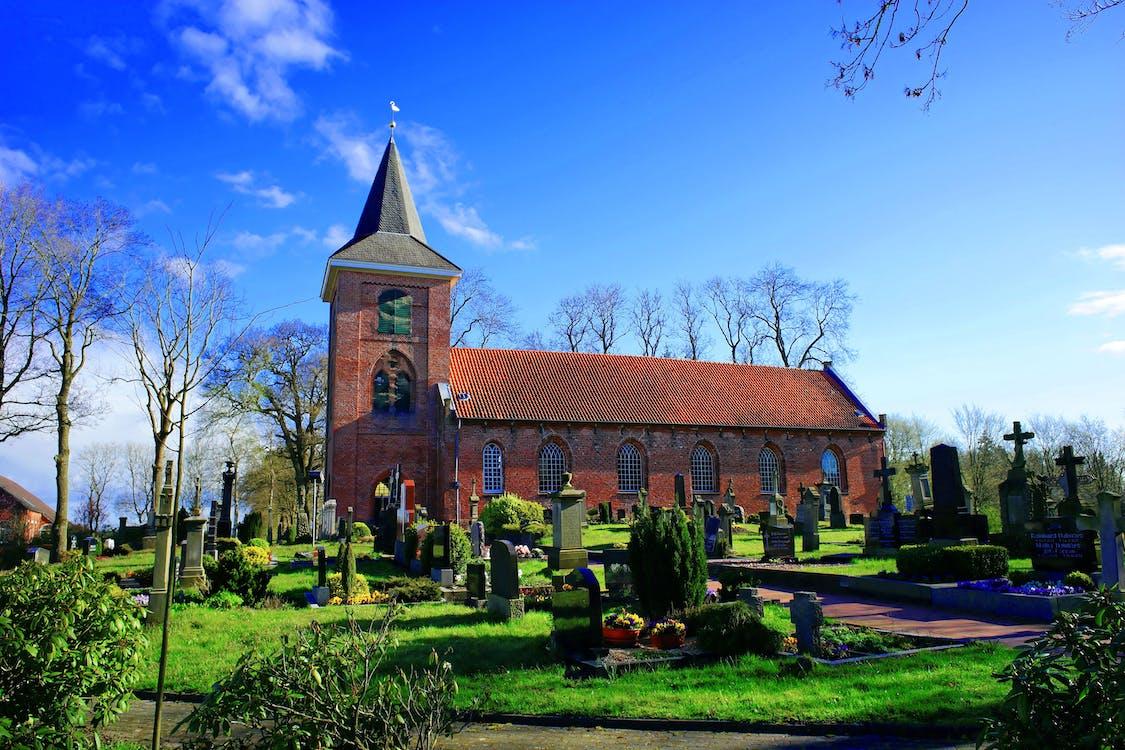 architektúra, cintorín, kaplnka