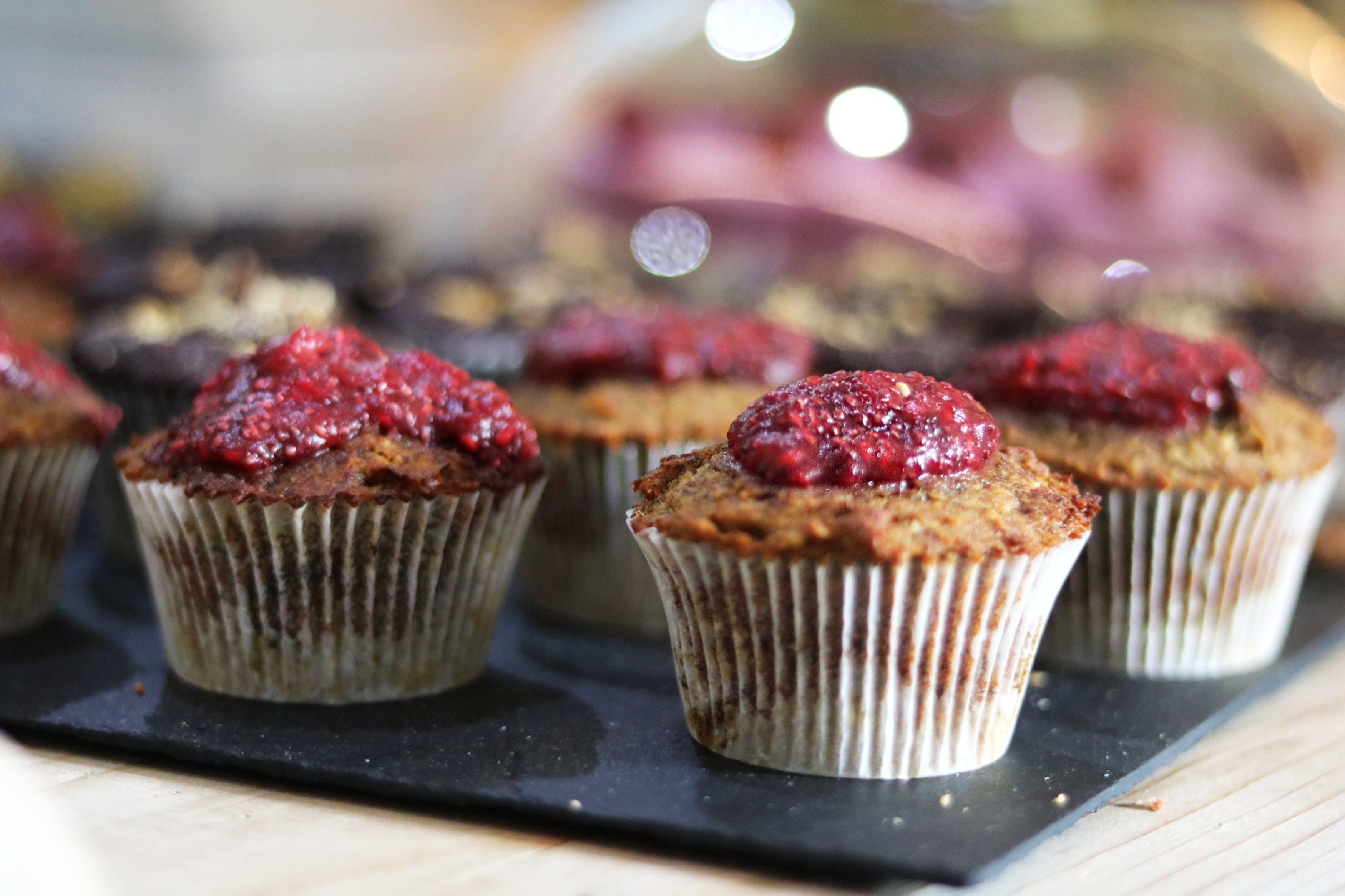 Kostenloses Stock Foto zu cookie, köstlich, muffin