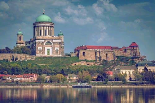 Kostenloses Stock Foto zu architektur, Štúrovo, basilika, basilika von esztergom