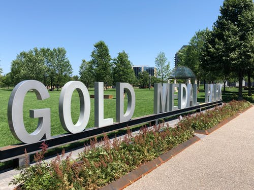 Free stock photo of gold medal park, minneapolis