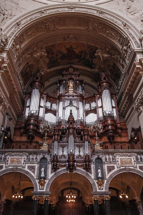 Gratis arkivbilde med arkitektur, basilika, berlin, berømt