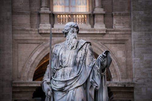 Fotos de stock gratuitas de arquitectura, Arte, escultura, estatua